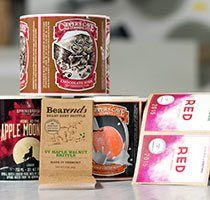 Using state of the art digital equipment, companies know and trust SheetLabels for high quality product labels for machine applied labeling! Roll Labels, Product Labels, State Art, Free Design, Trust, How To Apply, Mugs, Digital, Prints