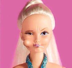 [Creatif] Barbie x Action Man x Chupa Chups / le retour! Funny Commercials, Funny Ads, Hilarious, Funny Memes, Funny Quotes, Pub Vintage, Vintage Lace, Bad Barbie, Girl Barbie