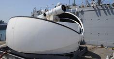 La Armada de Estados Unidos trabaja en un láser para derribar drones - https://www.hwlibre.com/la-armada-estados-unidos-trabaja-laser-derribar-drones/