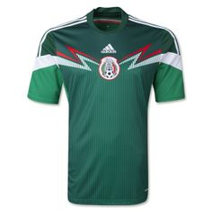 According to adidas: Today, adidas and the Mexican Football Federation announce the official on-pitch presentation of the National Team's uniform, during its FIFA World Cup Qualifier match against Panama at the Estadio Azteca in Mexico City, Mexico.