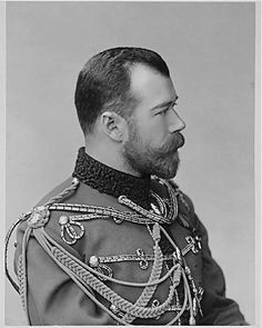 Vintage photos of Russian leaders of the past. Tsar Nicolas, Tsar Nicholas Ii, Anastasia, Vintage Photography, Photography Photos, Male Profile, Gents Fashion, Beard No Mustache, Beard Styles