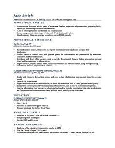 How To Start A Resume Awesome 53 Best Resumes Images On Pinterest  Computer Keyboard Computer