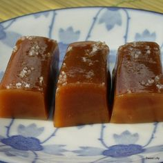1+pound+buttery+salted+caramels+1lb.+sea+by+SweetLillyConfection,+$18.00