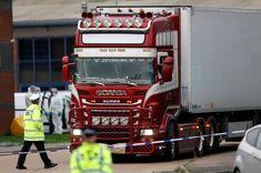 Irish firm leased trailer in which 39 bodies found: RTE #topNews
