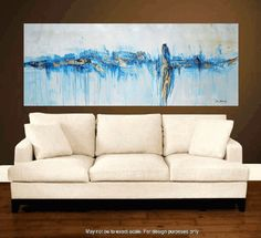 72 art painting large painting  abstract painting by jolinaanthony, $349.00