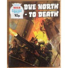 War Comic Picture Library #1251 Action Adventure Fleetway £2.00