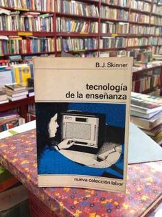 tecnologia de la enseñanza skinner - Google Search