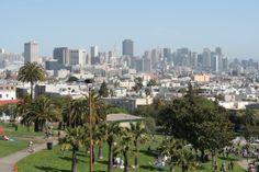 Dolores Park, San Francisco