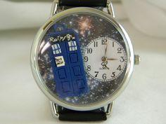 Doctor Who Tardis Watch