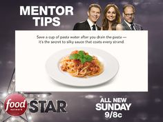Cook Like a Star: Culinary Tips from Food Network Star Mentors