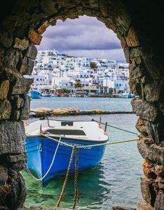 A little glimpse of Greece.