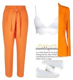 """""""SELF RIGHTEOUS"""" by mrsfashionkilla ❤ liked on Polyvore featuring River Island…"""