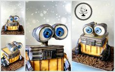 WALL-E - Cake by Slice of Heaven