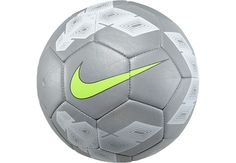 Nike Reflective Soccer Ball - Silver with White and Green...Available at SoccerPro!