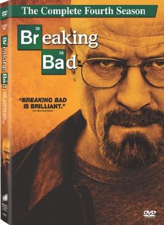 "Breaking Bad: Season 4 starring Bryan Cranston, Aaron Paul, Anna Gunn and Dean Norris. ""A high school chemistry teacher turns to a life of crime in order to provide for his family's future. Breaking Bad Series, Breaking Bad Seasons, Anna Gunn, Bryan Cranston, Aaron Paul, Dean Norris, Vince Gilligan, Thing 1, Walter White"