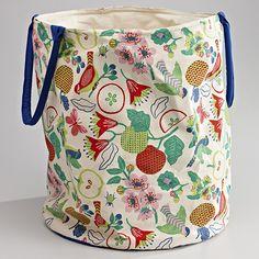 laundry bag - apple orchard - #Mozi