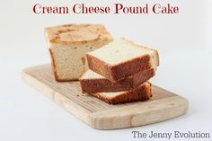 Pound cake is an amazing base for so many different desserts. This recipe is moist, and sweet enough to eat all on its own, with a dollop of whipped cream.