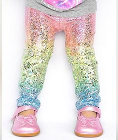 Unicorn leggings - baby girl(yes but Hayden would probably love these )leggings - toddler leggings - kids leggings - metallic, sparkly helographic Unicorn Leggings, Baby Girl Leggings, Toddler Leggings, Mermaid Leggings, Mermaid Pants, Unicorn Birthday Parties, Girl Birthday, Birthday Ideas, Happy Birthday