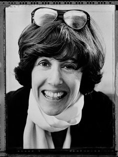"""Nora Ephron, with """"A Few Words about Breasts."""" We'll miss her."""