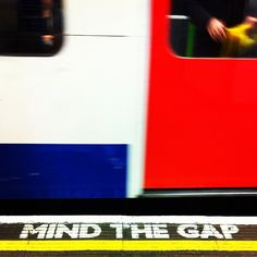 Mind it... #london #tube