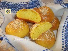 Panini soffici al pecorino e zafferano Blog profumi Sapori & Fantasia