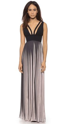 Love the Nicholas Double Strap Maxi Dress on Wantering.