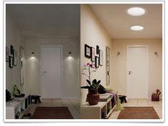 Profitez de l'éclairage naturel en installant un puits de lumière chez vous.
