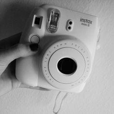 Instax Camera, Polaroid Camera, Instax Mini 8, Fujifilm Instax Mini, Soft Grunge, Camara Fujifilm, Types Of Cameras, Favim, Lens