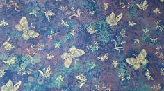 Texture Butterfly Fabric by Fabric Traditions, Fabric by the Yard by LaCreekBlue on Etsy