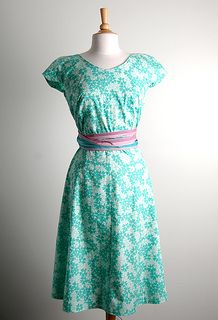this could be a fun summer dress