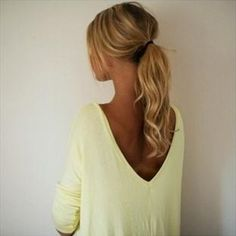 open back sweater :)