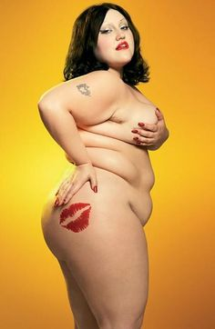 Beth Ditto, queer, fat, and femme singer of The Gossip