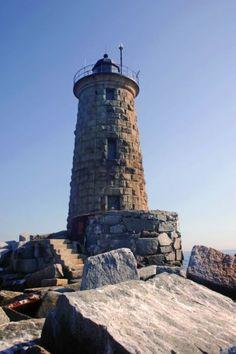 Whaleback Ledge Lighthouse
