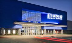 Groupon - $6 for Movie Outing with Ticket and Soda at Studio Movie Grill (Up to $14 Value) in Multiple Locations. Groupon deal price: $6.00