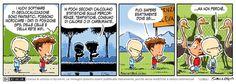 Balloons - Il blog delle comic strip: Singloids dei Persichetti Bros