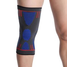 RockBros Elasticity Meniscus Patella Outdoor Running Protector Knee Pad 1pcs