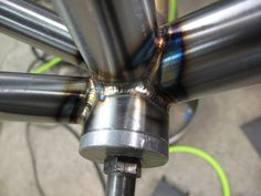 Engin Cycles - BB welds | Flickr