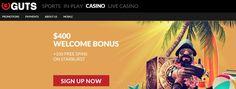 guts casino australian bonus