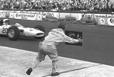 Ronnie Bucknum   Honda RA271   1964 German Grand Prix, Nürburgring Nordschleife