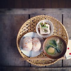 Delicious Japanese Breakfast