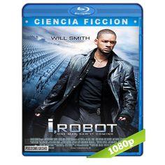 Yo, robot (2004) Full HD 1080p Audio Dual Latino-Ingles