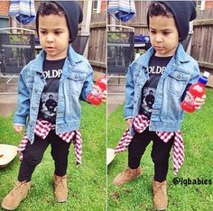 Little dudes fashion Babies Fashion, Child Fashion, Little Boy Fashion, Baby Boy Fashion, Little Boy Outfits, Toddler Outfits, Baby Boy Outfits, Kids Outfits, Little Black Boys
