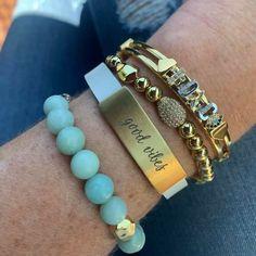 Keep Jewelry, Beaded Bracelets, Leather, Gold, Pearl Bracelets, Seed Bead Bracelets, Pearl Bracelet, Yellow