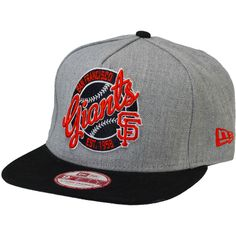 New Era 9FIFTY A-Frame Strapback Rethered San Francisco Giants ★★★★★