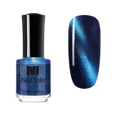 Light Elegance Professional Uv and Led Cured Gel Polish Cat Eye Nails Polish, Uv Gel Nail Polish, Uv Gel Nails, Alien Nails, Cats Eye Stone, Indigo Nails, Black Cat Eyes, Gel Nail Colors, Magnetic Nails