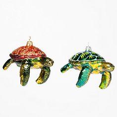 Turtle Ornaments