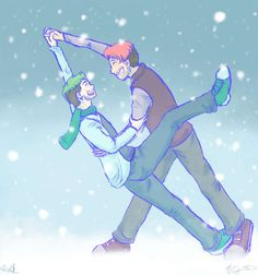 mirrored-ivy:   I really needed to draw... - Markiplier And Jacksepticeye Posts!