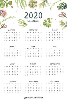 Small Printable 2020 Yearly Calendar ⋆ The Best Printable Calendar Collection Print Calendar, Yearly Calendar, Calendar 2020, Team Calendar, Planner Template, Printable Planner, Free Printables, Cool Calendars, Desk Calendars