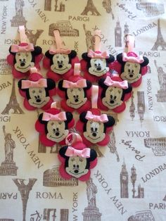 Portachiavi minnie