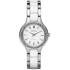 DKNY Quartz White Dial Women's Watch - NY8139 DKNY. $147.99. Save 15% Off!